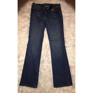 Denim - Pure Color Bootcut Jeans Sz. 29